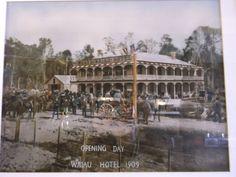 Waiau Hotel Tuatapere Southland 1909