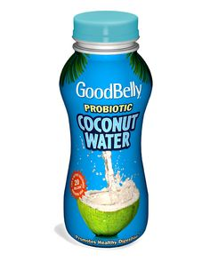 GoodBelly Coconut Water