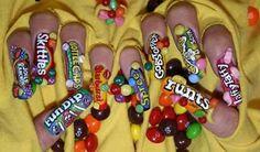 Diseño de uñas y publicidad