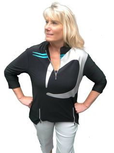 Great tops available NOW from #JamieSadock's new #Curasao collection for #FallStyles! Check out this top and others that are comfortable, lightweight and great for on and off the course fashion! #golfshirts #golftops #lightweightgolfshirts #jamiesadockgolf #ladiesgolfapparel #ladiesgolfclothing #womensgolfclothing #golffashion #theladiesproshop  Shop Curasao here->https://www.ladiespro.com/index.php…  Shop all Jamie Sadock here->https://www.ladiespro.com/collec…/Jamie-Sadock-Golf-Apparel-