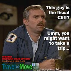 Hmmm, is this guy the fiscal Cliff they were talking about.  Check out www.TravelOrMove.com