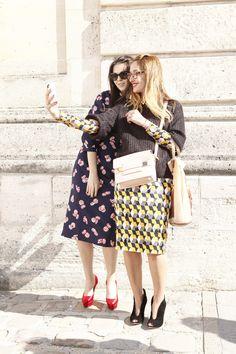 Fotos street style Paris Fashion Week