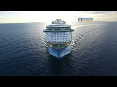 Se você ainda não viu a nova campanha da Royal Caribbean na TV, assista ao vídeo e saiba o que só a companhia de cruzeiros mais inovadora do mundo pode oferecer!