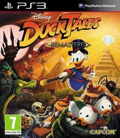 Duck Tales Remastered    PLAYSTATION 3 ( PS3 ) nuovo!!!
