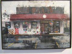 Kensington Landscape 1 (Liquor Store) by Catherin Mulligan