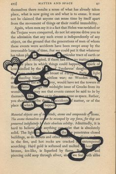 "Book poetry, ""Dazzling and Untempered"" by carrieola on deviantart."