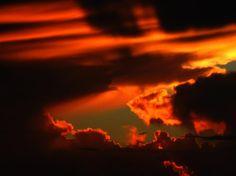 Sunset on Aug 10, 2015