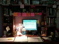 A writer's space... she has the write of way.