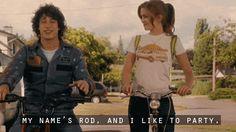 """I Like to Party"" - Rod Kimble"