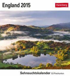 Sehnsuchtskalender England 2015 - ein must-have!