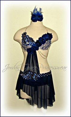 """Let it Be""-Jordan Grace Princesswear custom dance costume -"