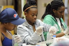 STEM Activity Chicago Public Library: Merlo Branch Chicago, IL #Kids #Events