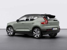 Volvo Xc40 The Company S First Ever Fully Electric Car