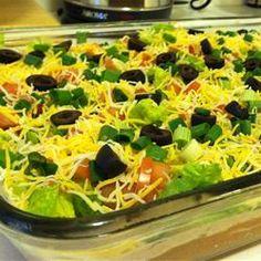 Taco Dip - Allrecipes.com
