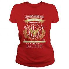 Awesome Tee  BAUDER, BAUDER T Shirt, BAUDER Tee T-Shirts