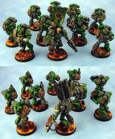 Salamanders Tactical #1