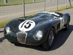 Jaguar C-Type (LeMans Works) • 1952