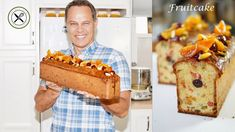 The Ultimate Fruitcake – Bruno Albouze – The Real Deal Cuisinart Food Processor, Food Processor Recipes, Baking School, Candied Orange Peel, Flavored Butter, Sunday Breakfast, Amazing Cakes, Appetizer Recipes, Cake Recipes