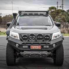 LED Conversion Kit to suit Mitsubishi Nissan Np300, Nissan Navara, Ford Pickup Trucks, 4x4 Trucks, Np 300 Frontier, Pajero Off Road, Adventure 4x4, Isuzu D Max, Off Road Camper
