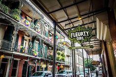 Fleurty Girl - Shop till we drop!