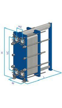 Baode plate heat exchanger | Gasket plate heat exchanger | Frame plate heat…