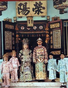Traditional Peranakan Wedding Dresses  http://simonesmith.hubpages.com/hub/The-Worlds-Most-Unusual-Wedding-Dresses