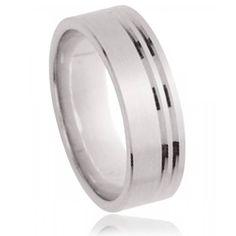 Bague argent Iberna - Murat Paris Life Symbol, Paris Mode, Latest Fashion, Wedding Rings, Engagement Rings, Jewels, Silver, Jewelry Branding, Male Jewelry