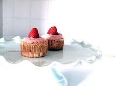 Cupcakes alla vaniglia...da 100 calorie l'uno!