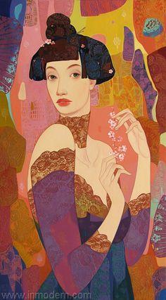 Sakura by Maja www.INMODERN.com