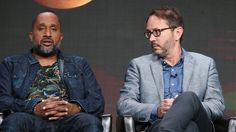 """'Black-ish' Creator Kenya Barris: """"I'm Tired of Talking About Diversity""""  The ABC comedy showrunner offered up an emotional answer to a question from a reporter about what percentage of the 'Black-ish' audience is African American.  read more  http://feedproxy.google.com/~r/thr/television/~3/2Vj8q9ZOH8U/black-ish-creator-kenya-barris-917481"""