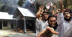 Muslims Get Ready To Burn 3rd Church — Find Something Waiting For Them