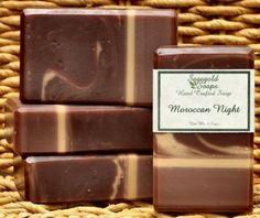 Moroccan Night Handmade Artisan Soap