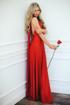 Romance is in the air! Get swept away in dreamy floor-length maxi dresses and more. Shop chic styles for Valentine's Day...and for many date nights to come! Find something you love at Poshsquare.com—we have new arrivals every day! #PoshSquareStyle