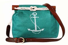 Cloth Handbag - Cape Anchorage - by Kiel James Patrick