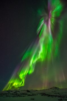 Northern Lights: Aurora Borealis in Iceland