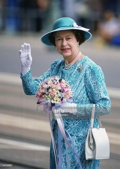 """ELIZABETH II proclaimed herself Queen and vowed to always work to """"advance the happiness"""" of her people 65 years ago today. Here is a look back at the best pictures of the Queen. Hm The Queen, Royal Queen, Her Majesty The Queen, Save The Queen, Prinz Philip, Queen Hat, Princess Margaret, Princess Diana, Friends With Benefits"""
