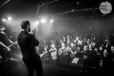 Packed out PrinceBandroom Melbourne 5.6.15