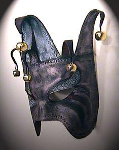 leather masks | hand made leather masks by Dalili