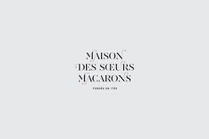 Macarons / Flore Cousseran design graphique