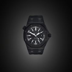 BLACK-OUT Audemars Piguet Offshore Diver