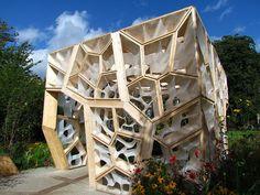 kew gardens shelter