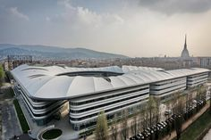 Architectural Academy  Campus Luigi Einaudi Torino, Italy
