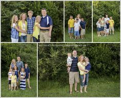 Family color combos