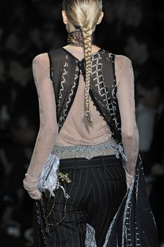 Roberto Cavalli Spring 2010 Ready-to-Wear Collection