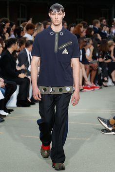 Défilé Givenchy Printemps-été 2017 16