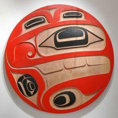 Sea Bear panel by William Kuhnley, Nuu-chah-nulth (Ditidaht) artist Haida Art, Native American Crafts, Native Design, Canadian Art, Coastal Art, Indigenous Art, Aboriginal Art, Totems, Sacred Art
