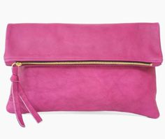 A perfect oversized clutch for night or day.