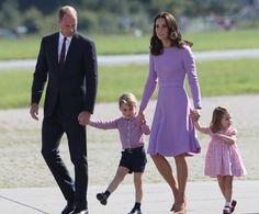 Les adieux à l'Allemagne | Dans le boudoir de Kate Middleton