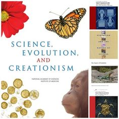 National Academies Press offers free evolution books online