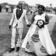Mr and Mrs Mathebula